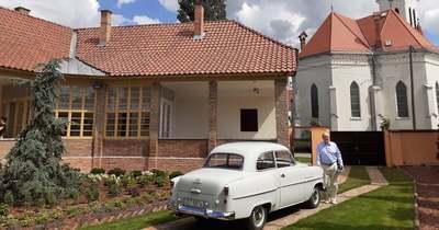 Egy orosházi gyűjtő vásárolta meg Fülöp herceg egyik kedvenc autóját