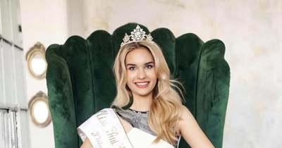 A Miss Hungary kishercegnője lett a körmendi Döbrösi Friderika