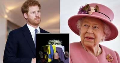 Váratlan fordulat, Harry herceg nem várta meg nagyanyja születésnapját – Videó!