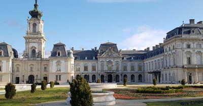 A Festetics-kastély a kártyaprogramban: látogatottabbá tennék az örökségvédelmi helyszíneket