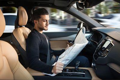 Magyar szabadalom született önvezető járművek vészhelyzeti irányítására