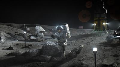 A Hold talajából tud oxigént előállítani egy új fejlesztés