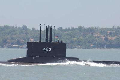 Torpedógyakorlat közben eltűnt egy tengeralattjáró Bali partjainál