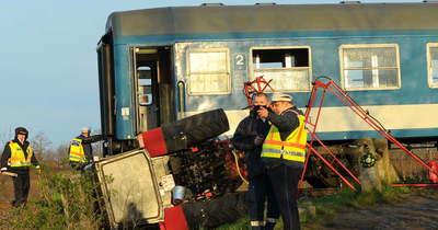 Halálos vonatbaleset Újfehértónál: felbecsülték, mekkora a kár, durva szám jött ki…