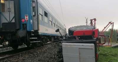 Tragikus vonatbaleset Újfehértónál: újabb részletek derültek ki