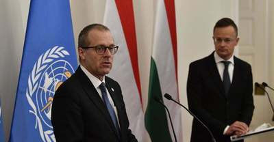 A WHO igazgatója a Korányiban járt, ezt mondta az ott látottakról