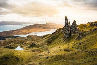 Újra természetes vadonná alakítanák a skót tájat