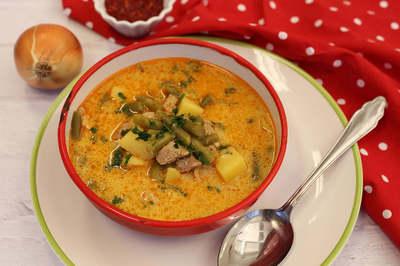Ez a leves a férfiak 87 százalékának nagy kedvence, tárkonnyal az igazi