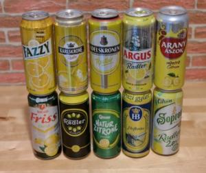 Citromos söröket teszteltünk - szerintünk ezeket igyátok!