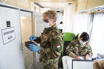 3607 új koronavírus-fertőzöttet azonosítottak