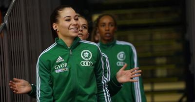 Női kézi: a szakportálon nyolc Győr-játékos lehet az év legjobbja