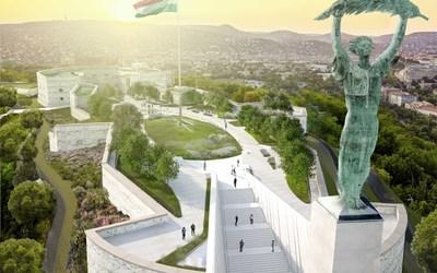 Ilyen lesz a megújuló Citadella - galéria