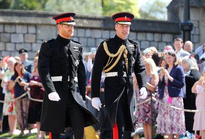 A testbeszédszakértő elárulta, mi történt Vilmos herceg és Harry között nagyapjuk temetésén