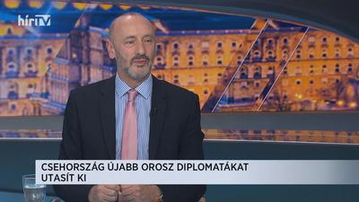 Horváth József: Az USA Ukrajnán keresztül Oroszországot akarja revolverezni