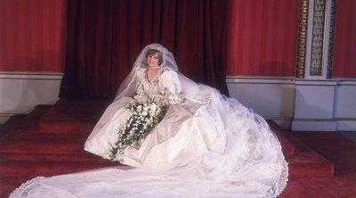 Újragondolták Diana hercegné esküvői ruháját - már bárki hordhatja