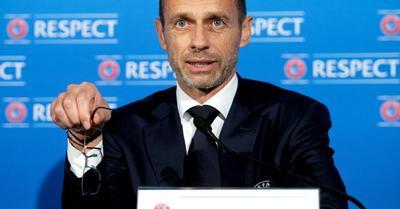 UEFA: A lázadóknak viselni kell a következményeket – Ceferin