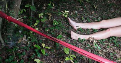Csak a lemeztelenített holttestét találták meg az ápolónőnek – több millió a nyomravezetőnek