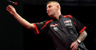 Darts PL: Aspinall legyőzte Andersont és megnyerte az első kört