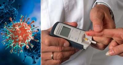 Szívritmuszavart, súlyos esetben kómát okozhat a cukorbetegeknél a Covid