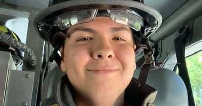 """""""Jó utat, testvérünk!"""" - szolgálat közben elhunyt a 20 éves bátor tűzoltó"""