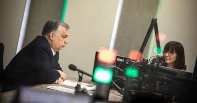 Orbán Viktor: 4 millió beoltottnál megnyitjuk a szolgáltatásokat a védettséggel rendelkezők előtt