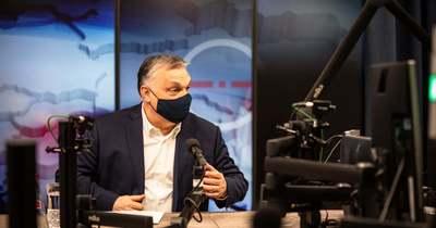 Orbán Viktor bejelentette: Pfizerrel oltják hamarosan a 16-18 éveseket