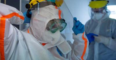 Több mint háromezer-négyszáz új fertőzöttet regisztráltak