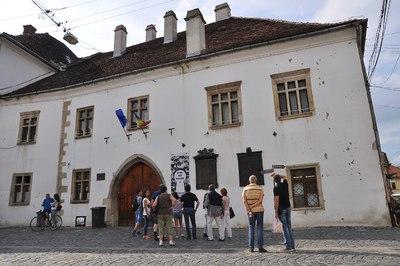 Felújítanák Mátyás király kolozsvári szülőházát