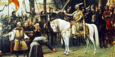 TESZT: Ki nyerte ezeket a történelmi csatákat?