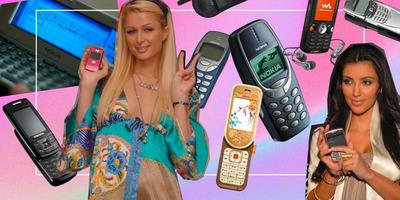 """Ha azt hiszed, menő az iPhone, nézd meg az előző évtizedek legőrültebb """"buta"""" telefonjait"""