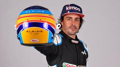 Fernando Alonso: Az elnyűhetetlen spanyol