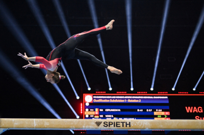 Sokat hagy a képzeletre a német tornásznők új versenydressze!