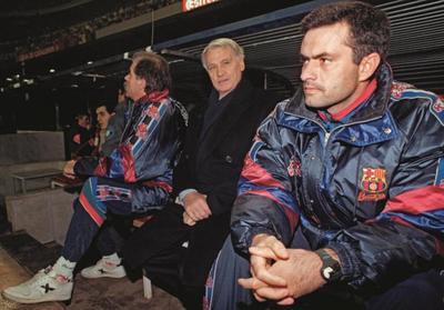 Mourinho, a tolmács