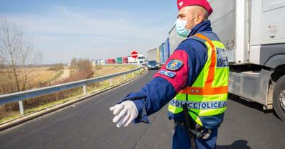 Halálos közlekedési baleset az M70-es autópályán