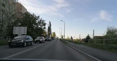 Ilyen autózni a Balatoni úton a reggeli csúcsidőben! (videó)