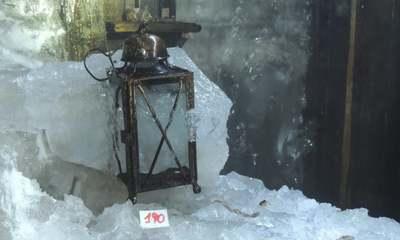 Első világháborús emlékek kerültek elő az olvadó jégből