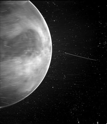 Kísérteties hangok jönnek a Vénuszról