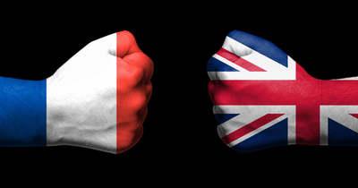 Éleződik a konfliktus Franciaország és az Egyesült Királyság között