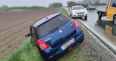 Ketten megsérültek egy autóbalesetben Vasszécseny közelében
