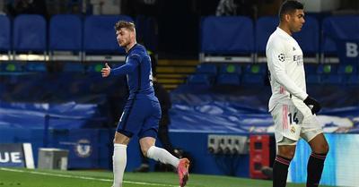 BL: gólpassz a kapufától, Werner gólt fejelt a Realnak – videó