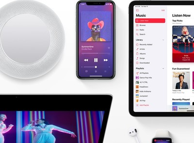 CD-minőséget hozhat az Apple Music Hi-Fi