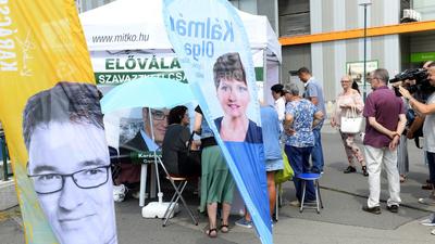 Fővárosi előválasztás: szimbolikus csörték Kálmán Olgával, Jámbor Andrással és másokkal