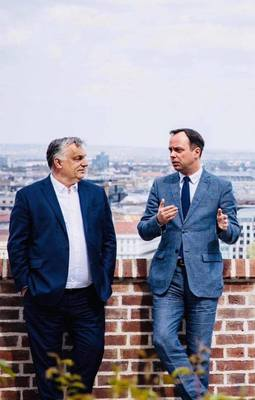 Orbán Viktor stábját erősíti Nyitrai Zsolt