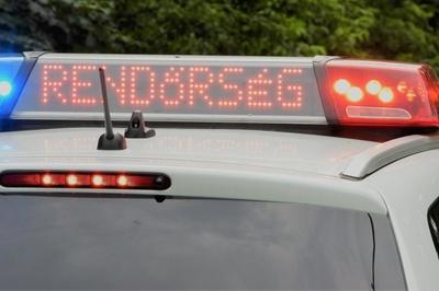 Megállítottak egy autóst a debreceni rendőrök, nagyon meglepődtek, amikor elkérték a jogosítványát
