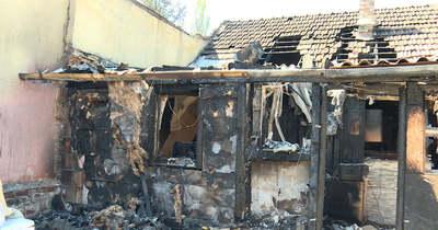 Megrázó videó: unokáit mentette, súlyosan megégett a hatvani nagyapa