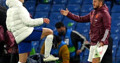 Videó: a Chelsea játékosaival nevetgélt a kiesés után Hazard