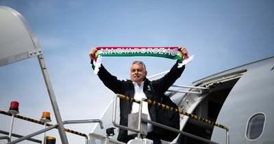 Orbán Viktor: Hajrá, magyarok! Határ a csillagos ég