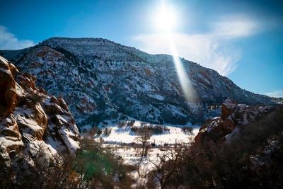 Életben találtak egy ősszel eltűnt nőt, aki egy kanyonban vert sátrat