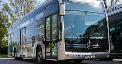 Elektromos autóbuszok beszerzésére pályázik a Volánbusz – siker esetén, 13 zöldjárgány Győrbe érkezik