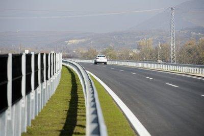 Így épül meg az Erdély felé vezető autóút újabb szakasza